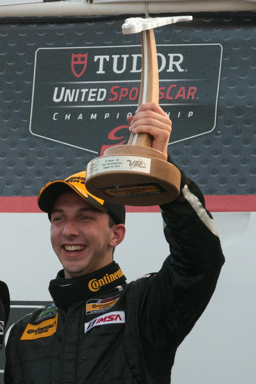 Ruscitti and Isman Score Second Podium of Season at VIR